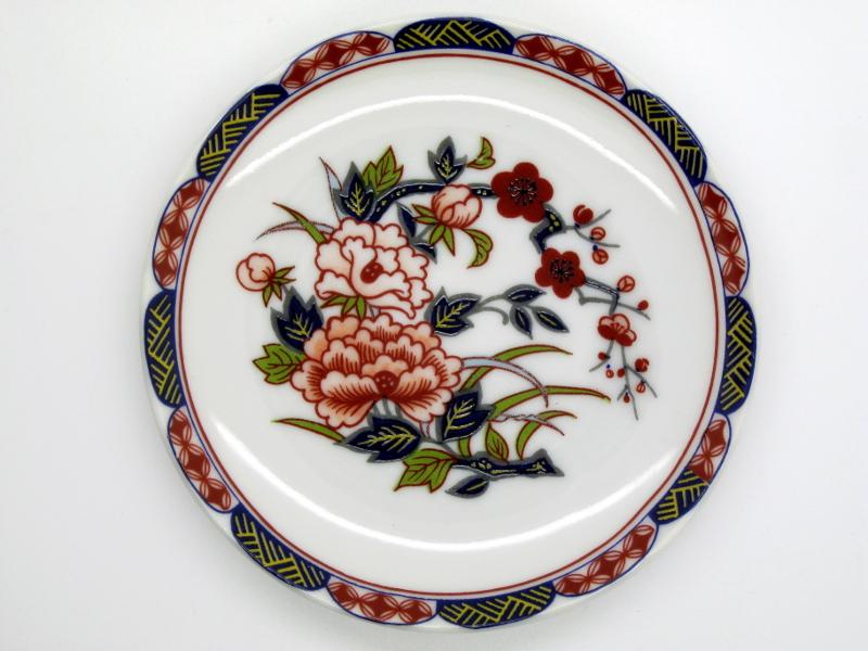 Due piattini porcellana ceramica bomboniere matrimonio for Piatto cinese