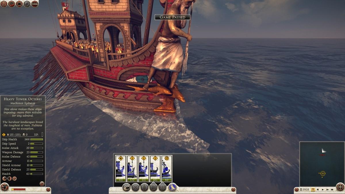 Conflictus Antiquarum Culturarum v.0.9 Ships2
