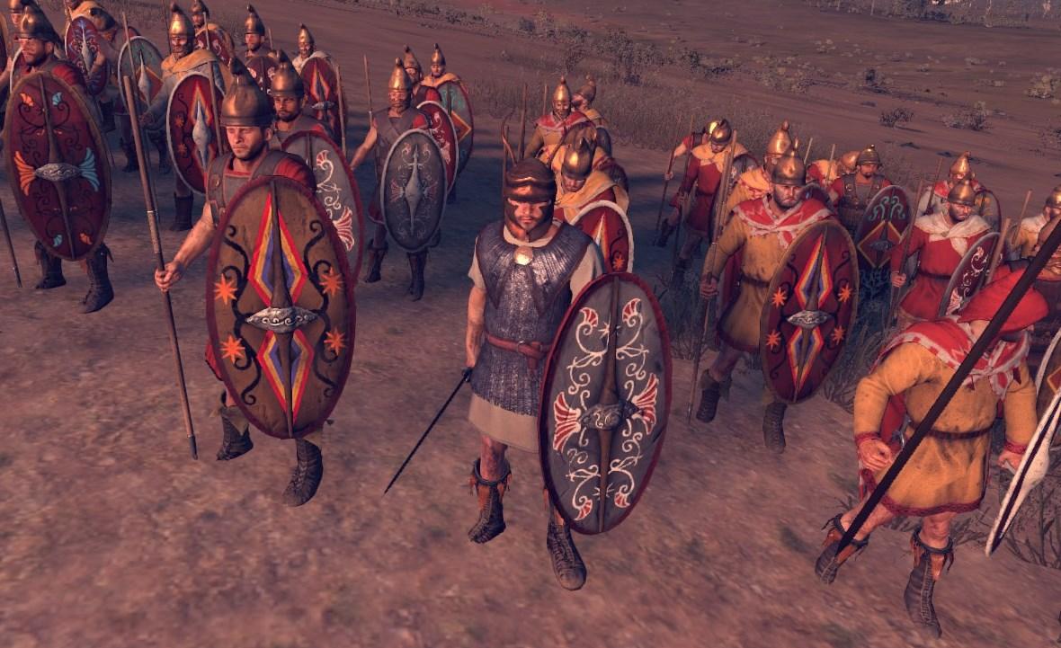 Conflictus Antiquarum Culturarum v.0.9 Celto-thracian