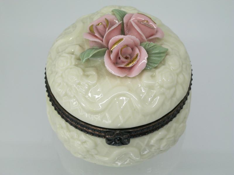 3 30 bomboniere matrimonio comunione cofanetto ceramica for Decorazione x cresima