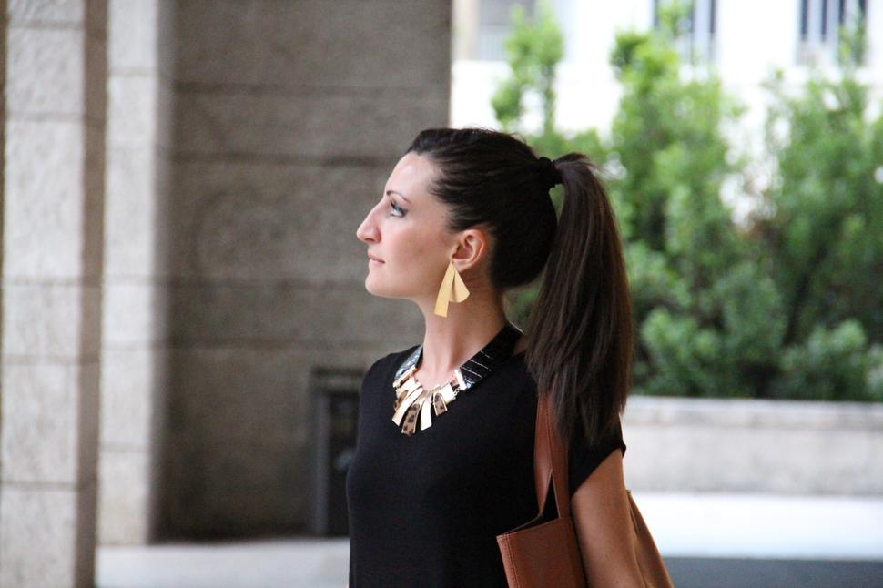 alessia quaresima fashion blogger roma