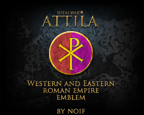 western and eastern roman empire flag mod attila mod