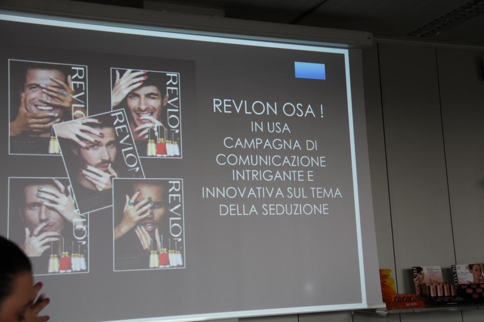 video revlon presentazione