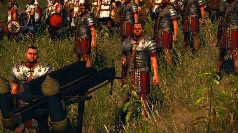 Praetorian - Released