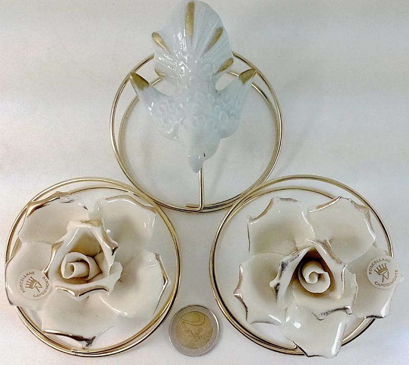 Nozze d oro bomboniere sy81 pineglen for Regali per venticinquesimo