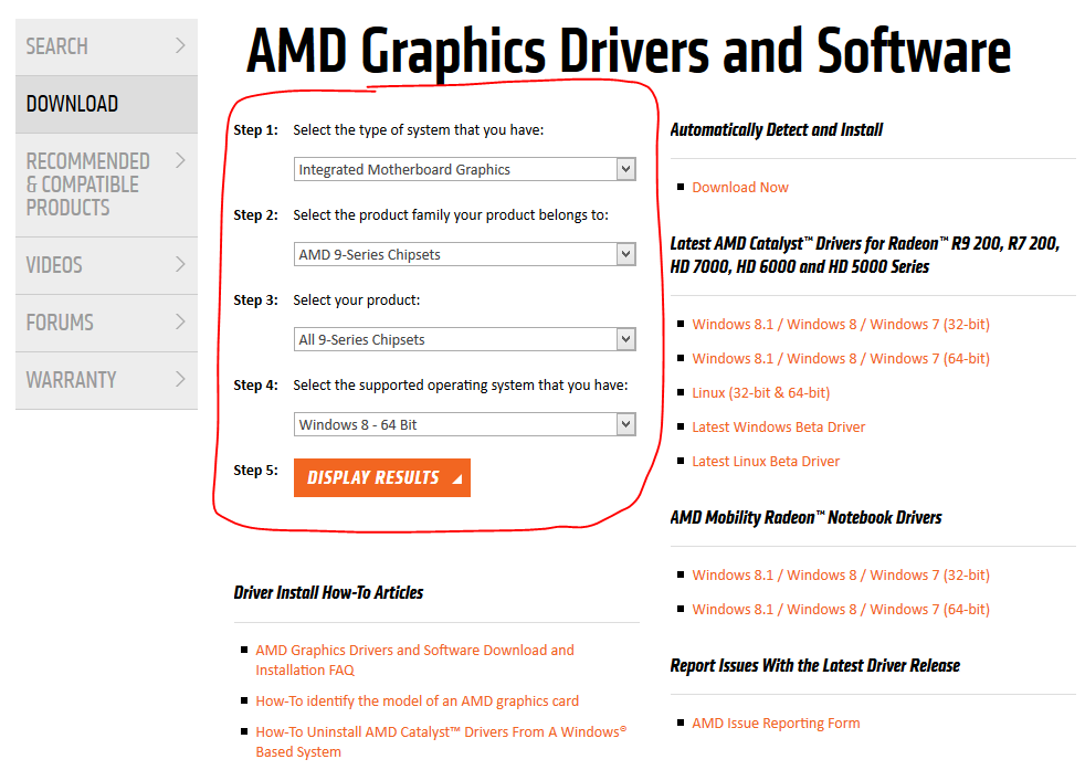 Amd releases the catalyst 13. 12 whql graphics drivers.