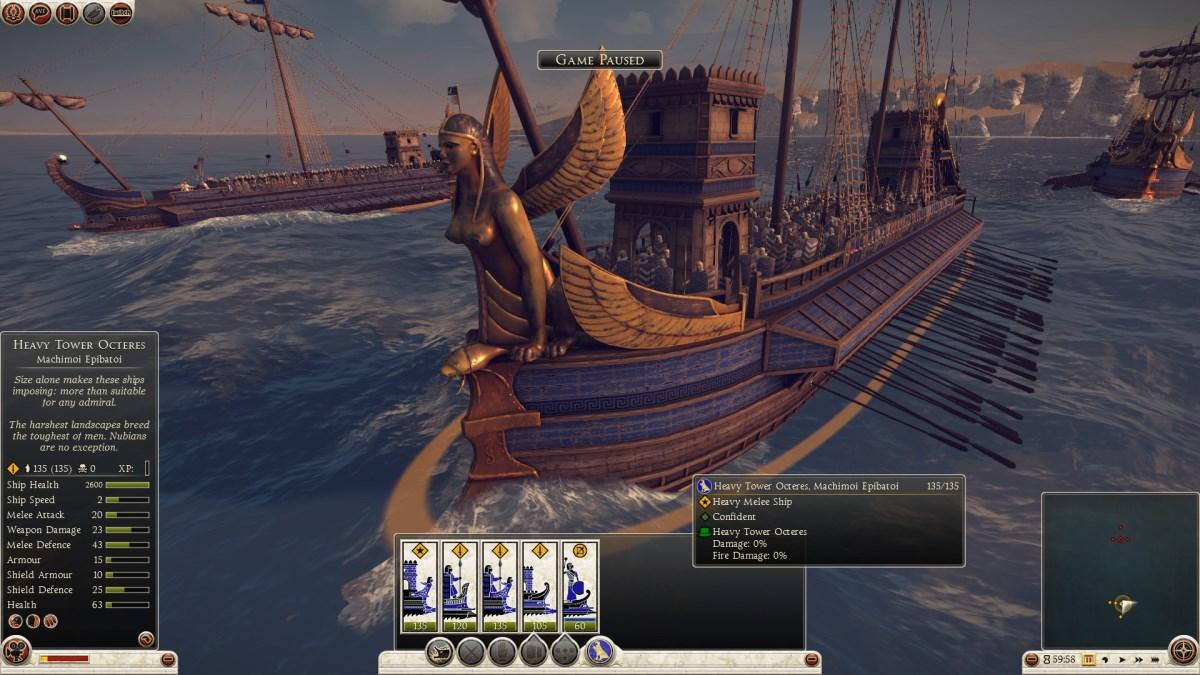 Conflictus Antiquarum Culturarum v.0.9 Ships1