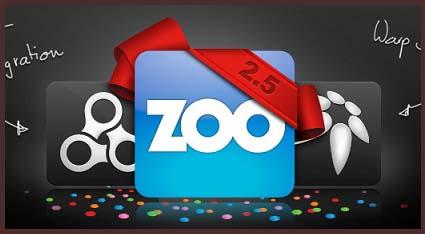 مديريت مطلب zoo
