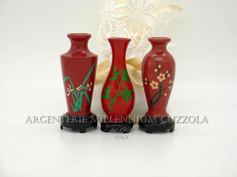 Vasetti bomboniere segnaposto matrimonio made in china for Arredamento made in china