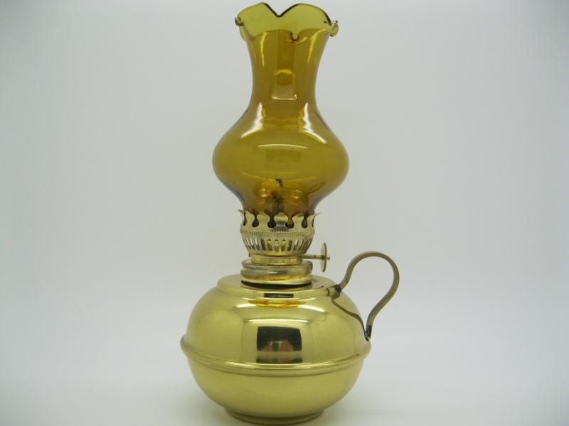 Lampade Ad Olio Per Esterni : Lume lumetto a olio petrolio lampada lumino ottone vintage
