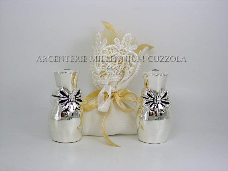 Ebay Segnaposto Matrimonio.Favours Salt Pepper Wedding Useful Silver Wedding Ceremony