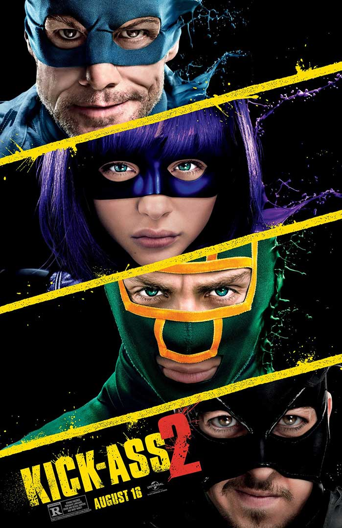Kick-Ass 2 [TrueFR]