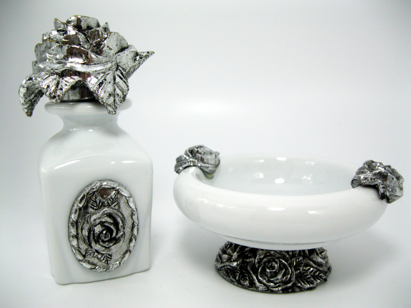 Bomboniere Matrimonio Ebay.Bomboniere Matrimonio Porcellana Alzatina Bomboniera Ceramica
