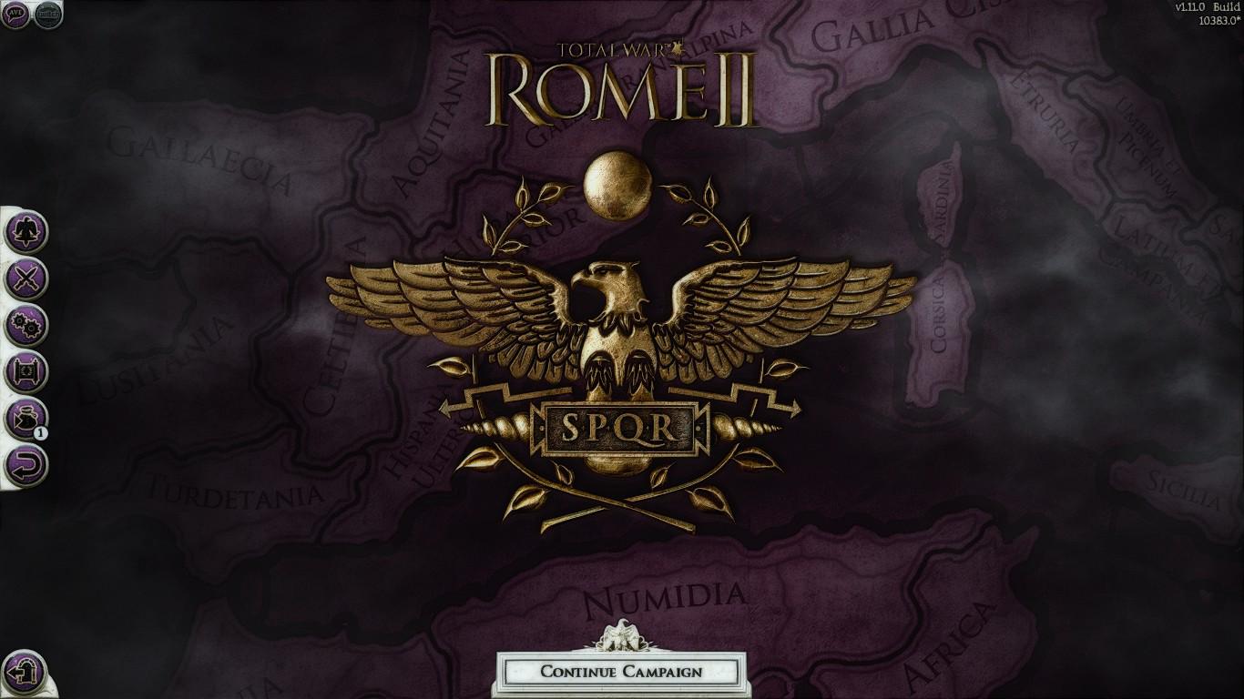 Roman Spqr Wallpaper NOIF's Rome 2 original...