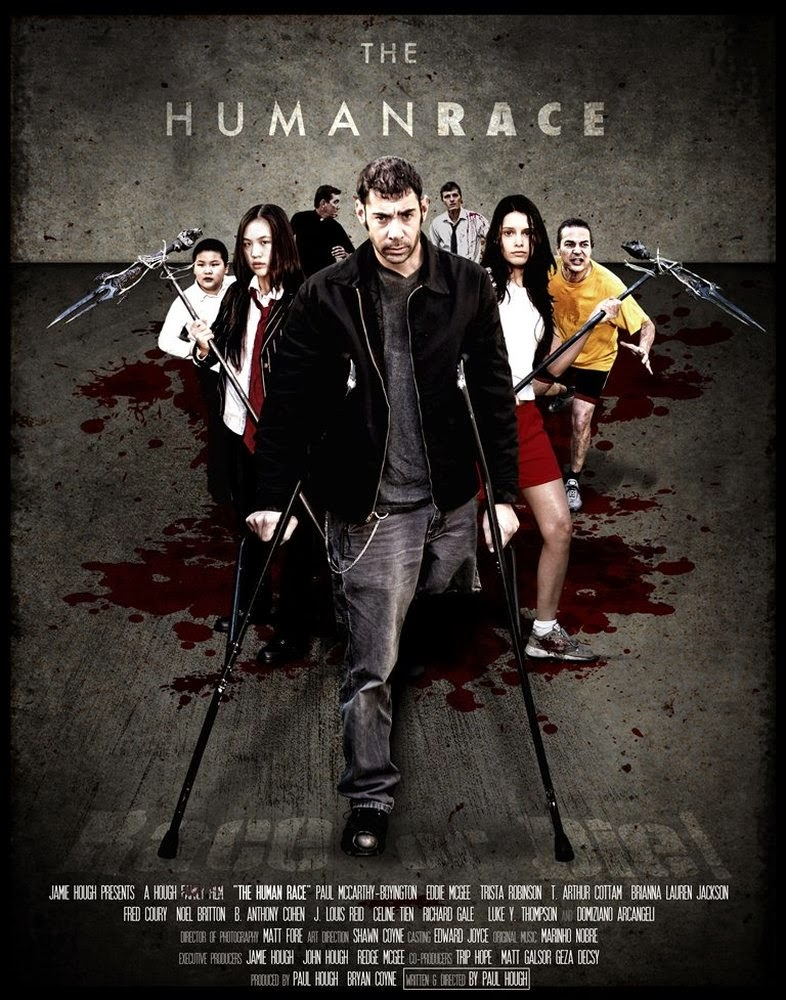 The Human Race streaming SUB-ITA 2013