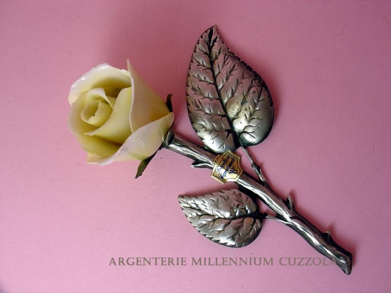 Nozze oro cerimonia venticinquesimo nozze argento rosa porcellana
