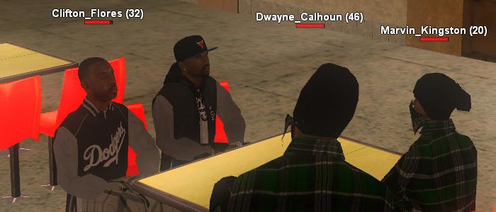 black gangsta disciple licks