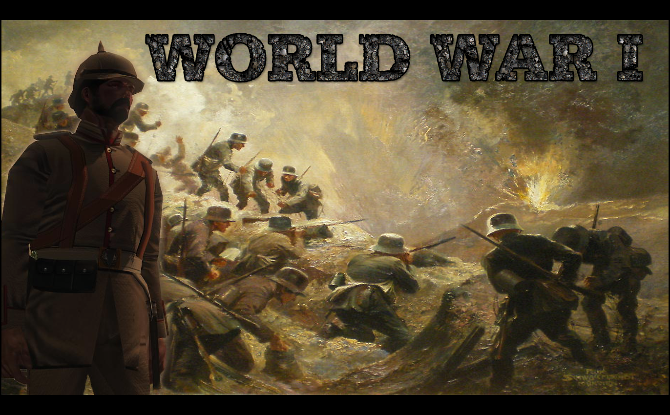total war world war 1