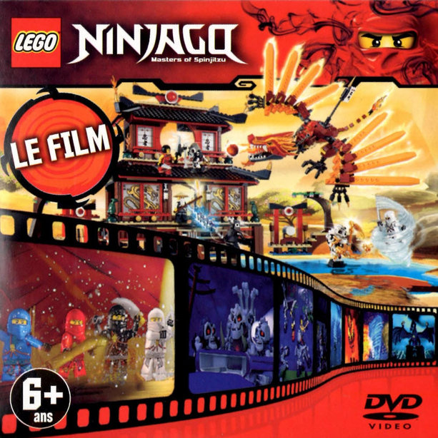 [MULTi] Lego Ninjago Le Film [TRUEFRENCH] [DVDRip]