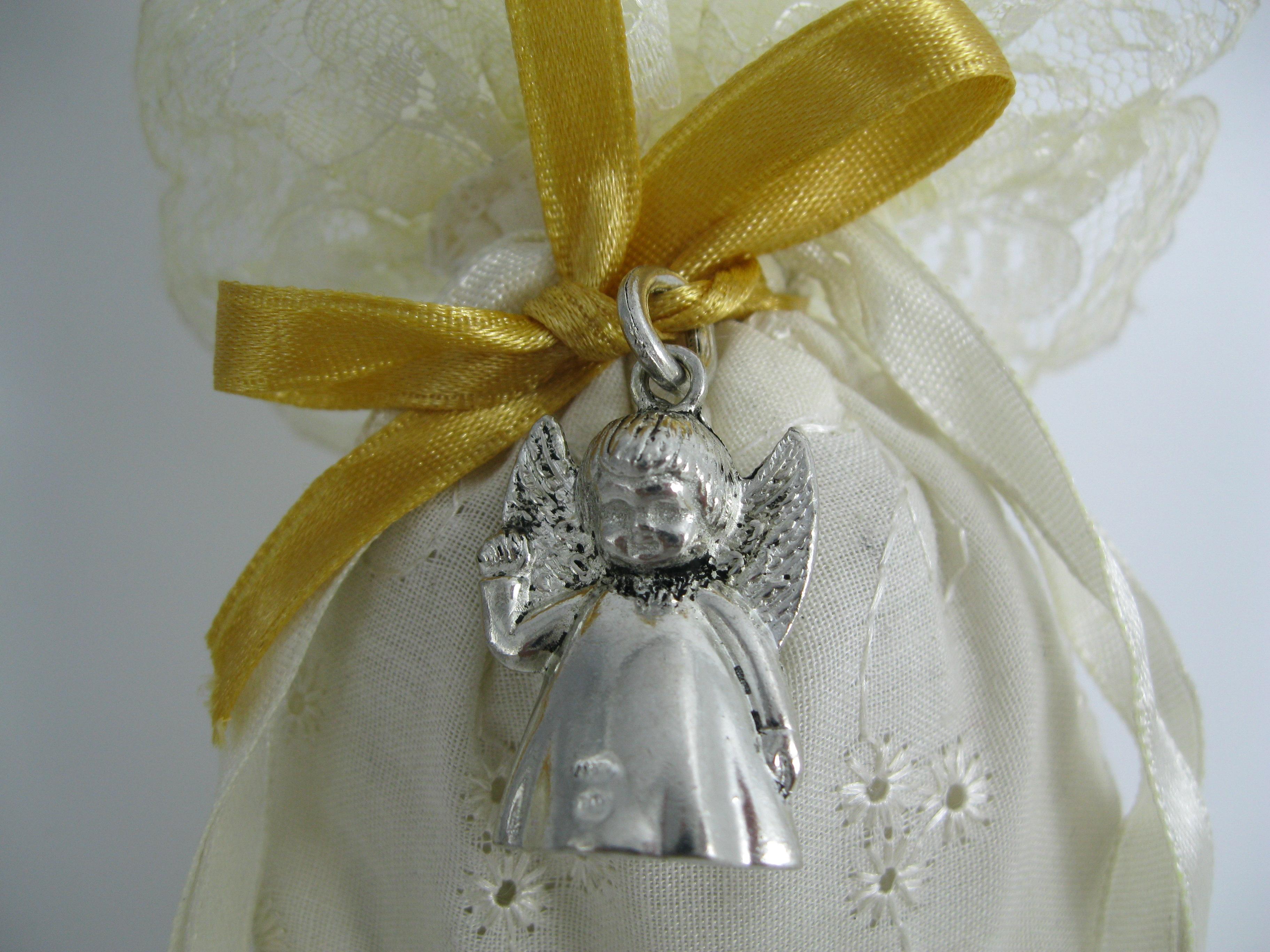 Matrimonio Bomboniere : Angeli angioletti comunione argento bomboniera matrimonio