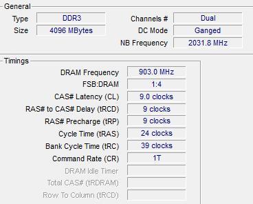 is RAM timing 11-11-11-30 bad? or good? | guru3D Forums